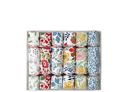 Set de 6 mini crackers Liberty