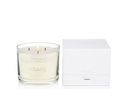 Bougie parfumée The White Company