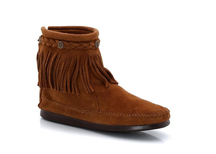Bottines Minnetonka