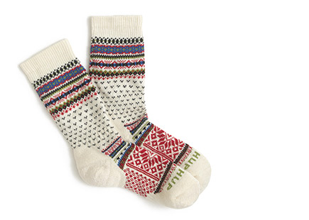 Chaussettes Chup for J.Crew