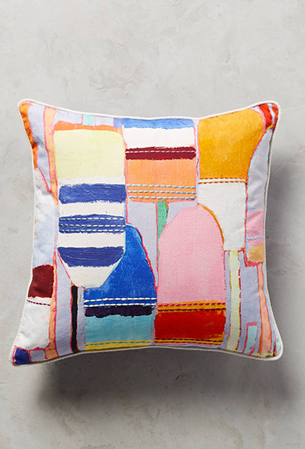 Coussin Anthropologie