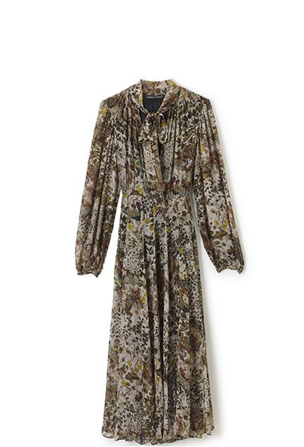 Robe Anthropologie