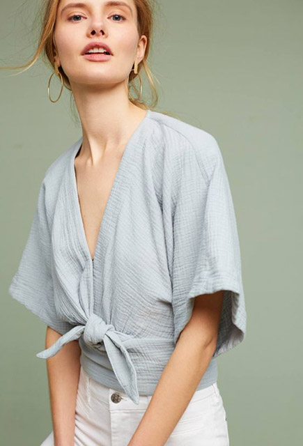 Blouse Anthropologie