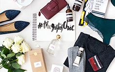 The gift of chic