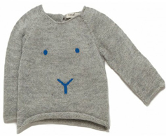 Pull lapin Oeuf NYC trouvé sur Noeuf