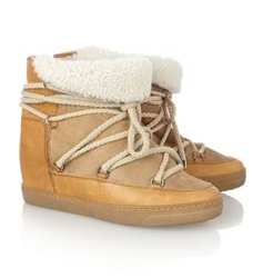 Bottines Isabel Marant sur NET-A-PORTER
