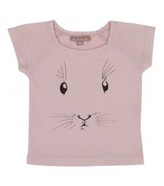 T-shirt lapin Emile et Ida sur Smallable