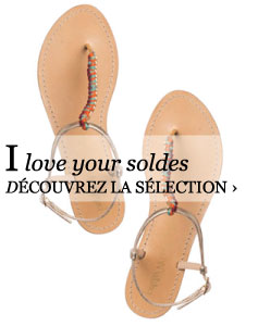 I love your soldes