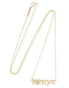 Collier Jennifer Meyer sur NET-A-PORTER