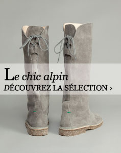 Le chic alpin
