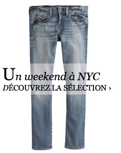 Un weekend virtuel à New York