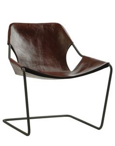 Fauteuil Paulistano sur Bodie and Fou