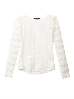 Blouse Isabel Marant sur MATCHES FASHION