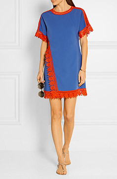 La robe Tory Burch