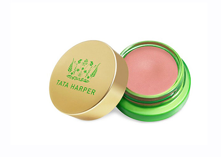 Lip and cheek tint by Tata Harper