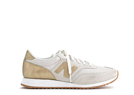 Trainers by New Balance x J.Crew