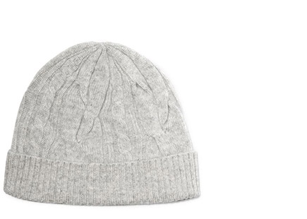 Beanie by N.Peal Cashmere
