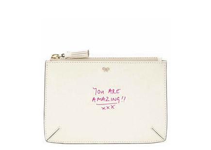 Clutch by Anya Hindmarch
