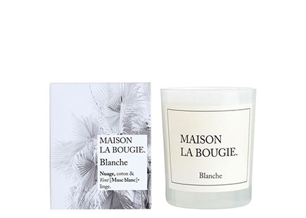 Scented candle by Maison la bougie