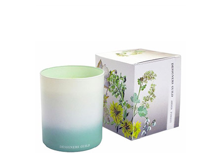 Scented candle by Designers Guild