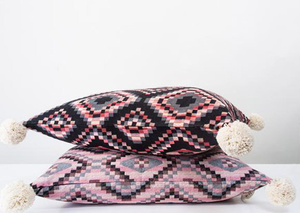 Cushions by Nora Nillson