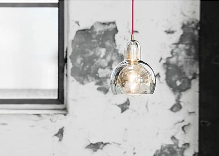 Pendant light by &tradition