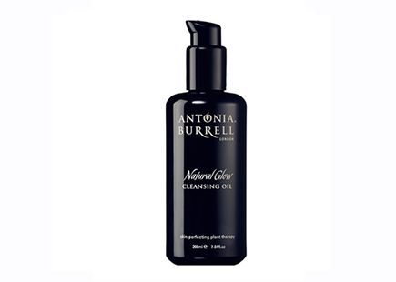 Cleansing oil by Antonia Burrell