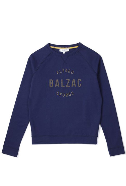 Sweatshirt by Balzac Paris