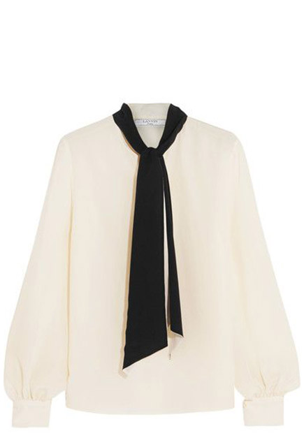 Blouse by Lanvin