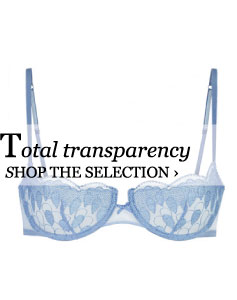Total transparency